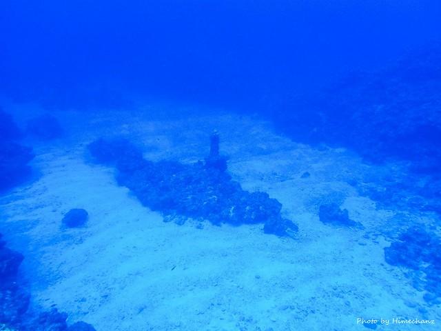 この角度が大事w 潜水艦を発見!w