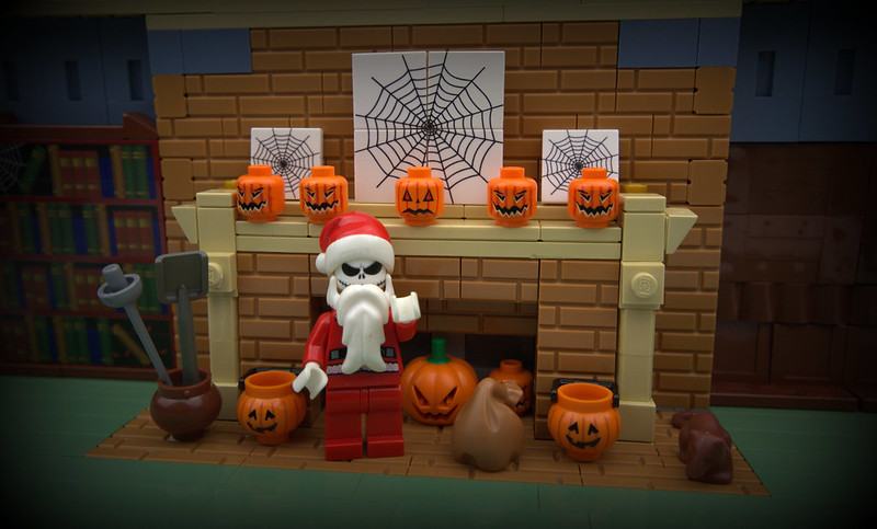 Happy Halloween From Jack Skellington