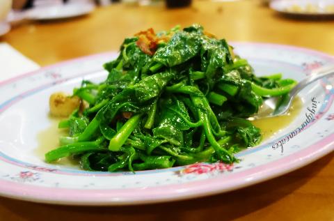 09 Beng Hiang - Green Veg
