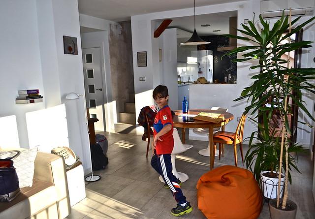 living room - Granada, Spain - Roomorama Vacation Rentals