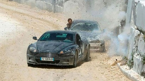Quantum of Solace - screenshot 3