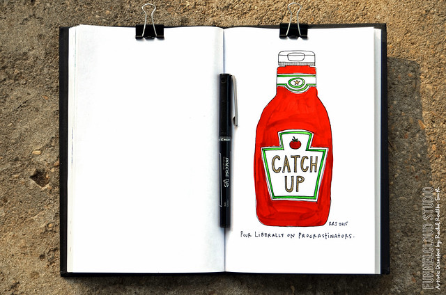 catch-up ketchup