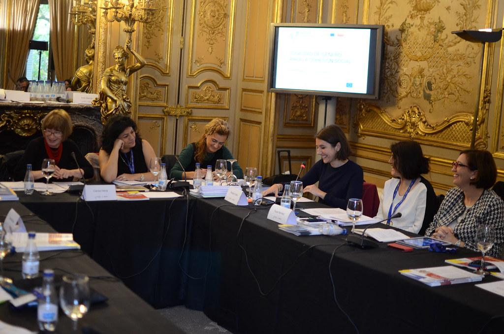 Seminario Género y Cohesión Social #eurosocial2015