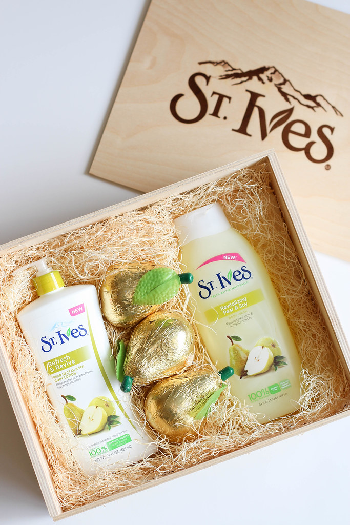 My Fall Skincare Routine with St. Ives