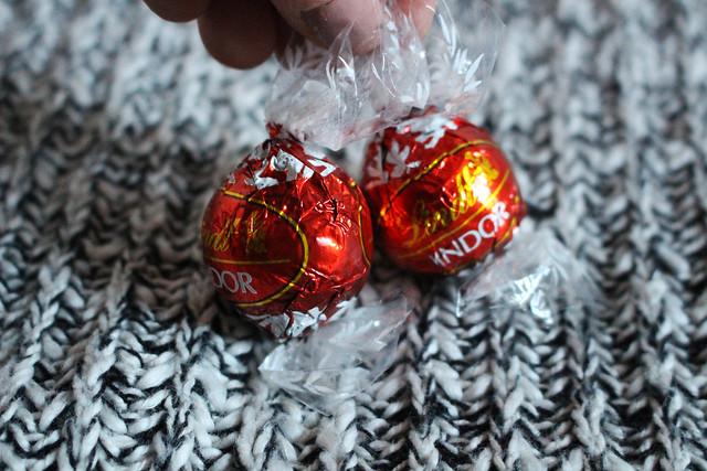 chocolats Lindor