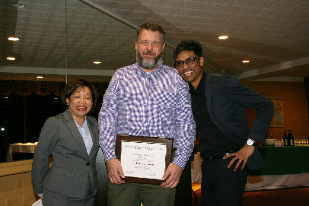 2015 Faculty Awards Dinner