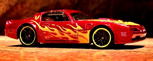 Hot Wheels - Pontiac Firebird T/A 1977