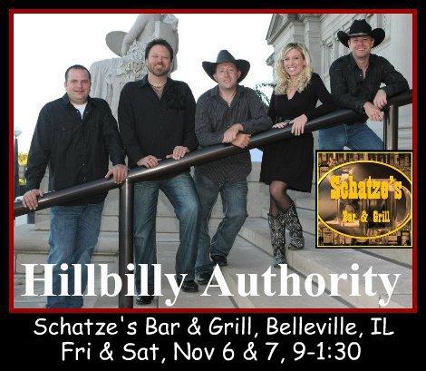 Hillbilly Authority 11-6, 11-7-15