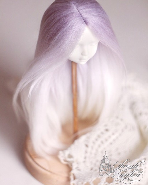 Wig for the new Serenity Kingdom girls