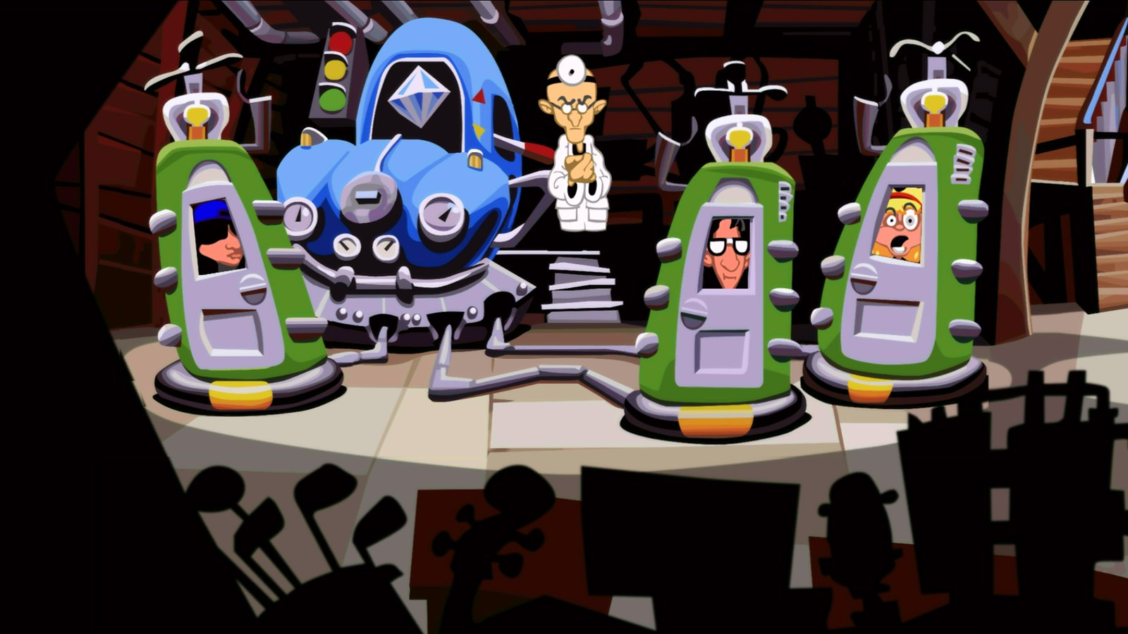 Day of the Tentacle Remastered, Image 06