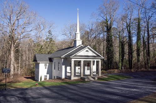 Double Springs Baptist Church - 3