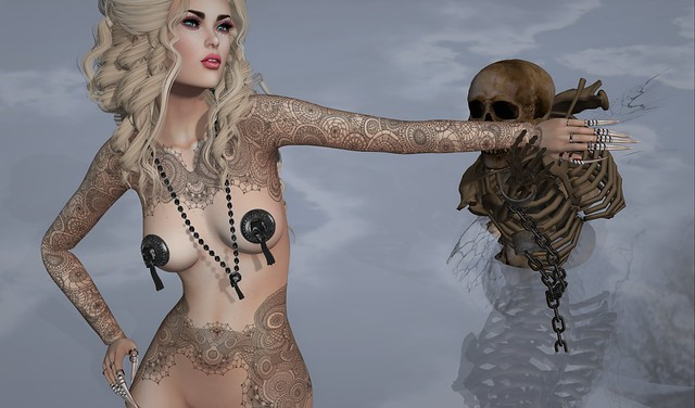 The Siren of Black Basalt Beach_020