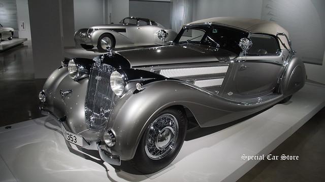 Petersen Automotive Museum Reopening