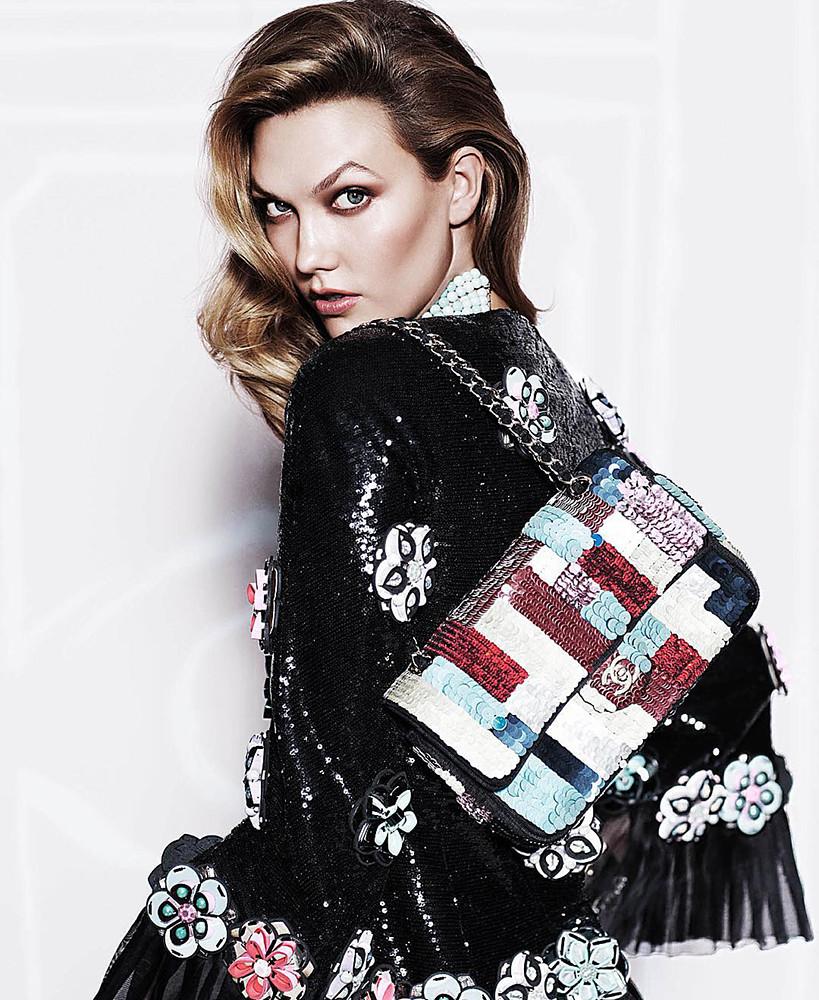 Карли Клосс — Фотосессия для «Vogue» MX 2015 – 5