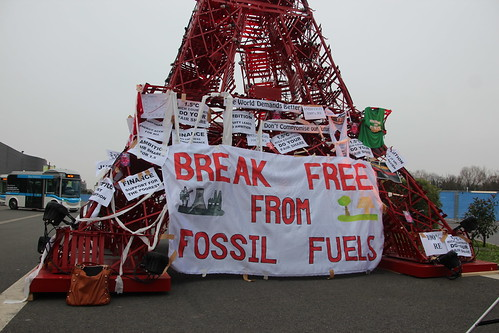 Break Free from Fossil Fuels used through Creative Commons