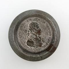 Lot 446 Die for Matthew Boulton's Trafalgar Medal