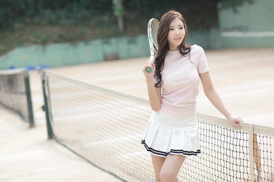 Koren model Kim Bo Ra Nitsuga