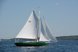 Spruce Point Inn Sailing
