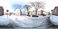 Heavy Snow In Salzgitter