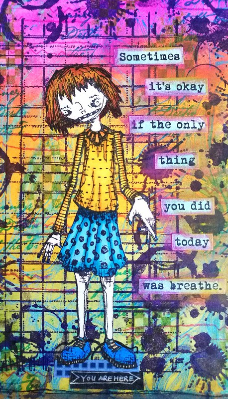It's ok to just breathe