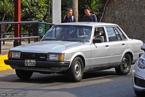 Toyota Cressida - Miraflores, Lima, Perú