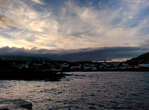 Coast of Porto Martins