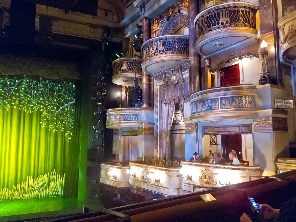 Theatre Royal, Drury Lane. Credit David Blaikie, flickr