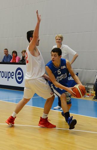 Grande Finale Fribourg Académie U16m -  Swiss Central Basket 26