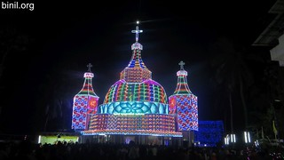 St. John Bosco Church Mariapuram Thrissur Thirunal 1