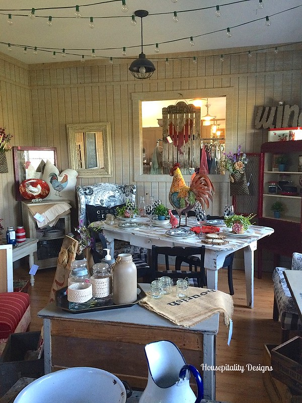 Rust and Feathers Antiques - Housepitality Designs