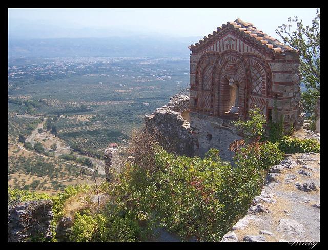 Grecia Nauplia Esparta Mistrás Olimpia - Mistrá