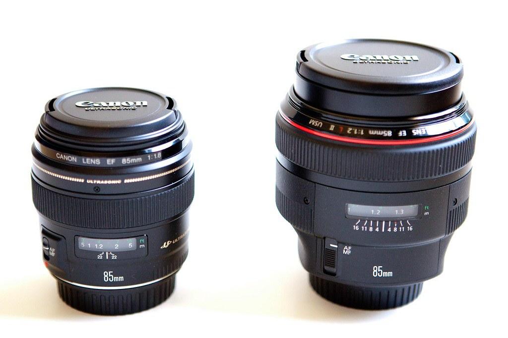 Review Canon EF 85mm f/1.8 USM – A cheap legend portrait lens