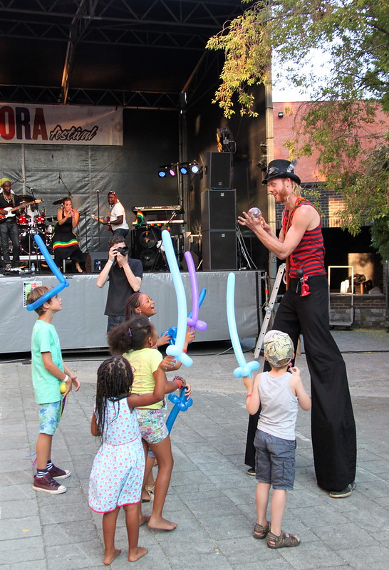 "Johannes ""Barba-Rossa"" Siemann @Colorafestival Leuven (22/08/2015)"