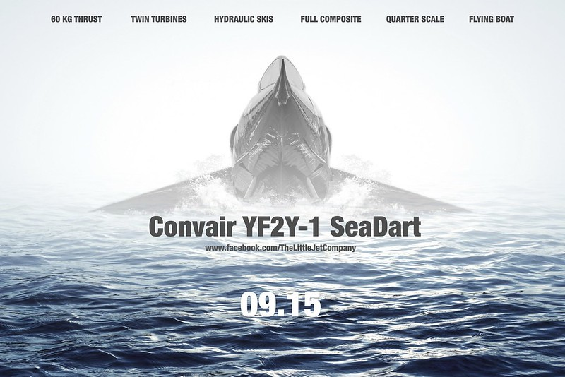F2Y SeaDart Build