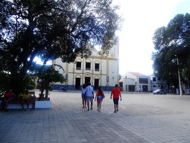 Praça da Igreja Matriz | Crato - CE