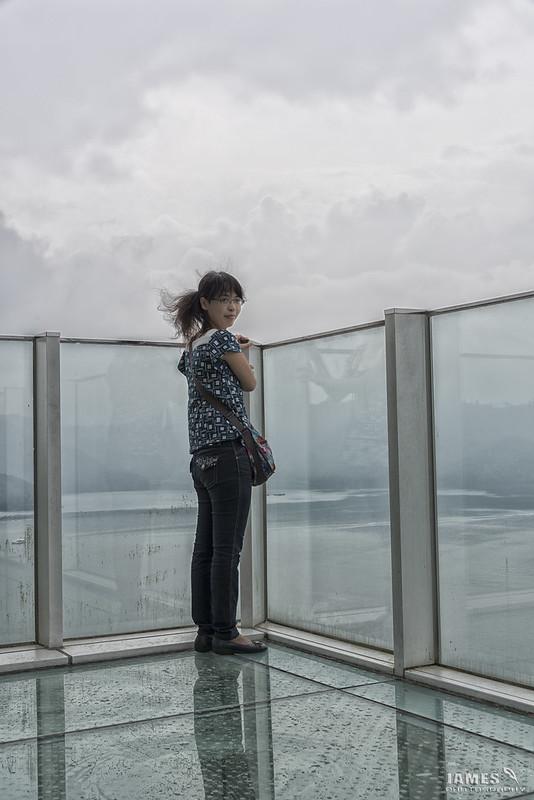 日月行館天空步道