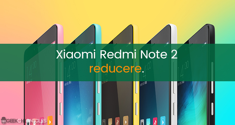 Xiaomi redminote 2