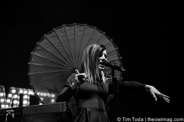 Echosmith @ Hammerstein Ballroom, NYC 9-16-2015-9
