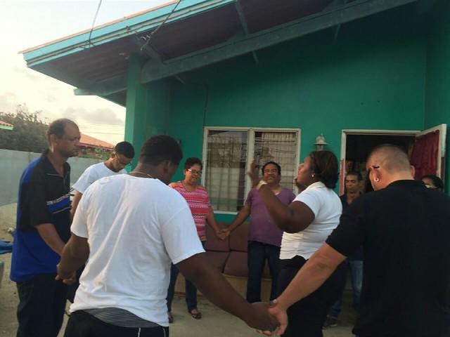 Casas de Oración: Aruba 06-09-15