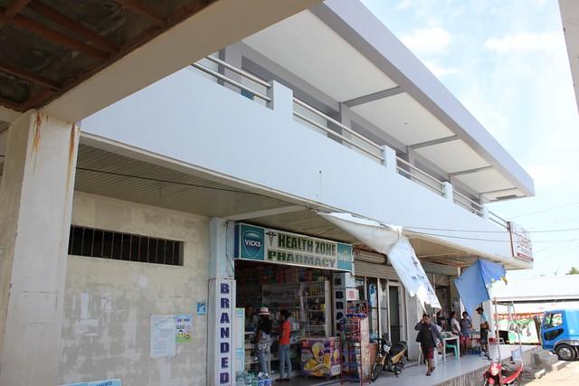 Dulag public market