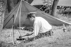 CRICH TRAMWAY VILLAGE 1940's EVENT - AUGUST 2015