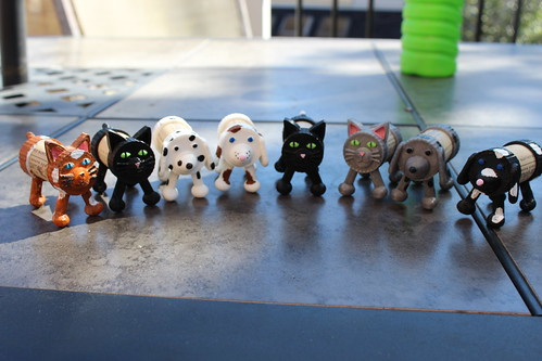 3D Printing - Cork Puppies and Cork Kitties