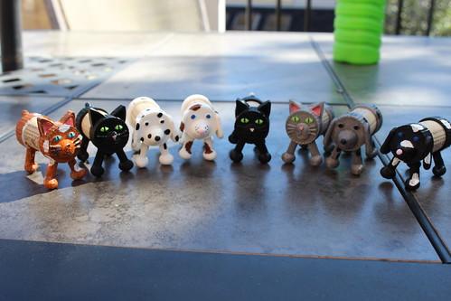 3D Printing - Cork Puppies and Cork Kitties