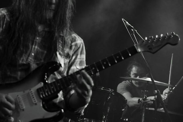 O.E. Gallagher live at 獅子王, Tokyo, 21 Sep 2015. 285