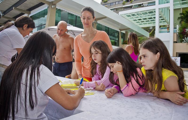 Festival Infantil do Yacht