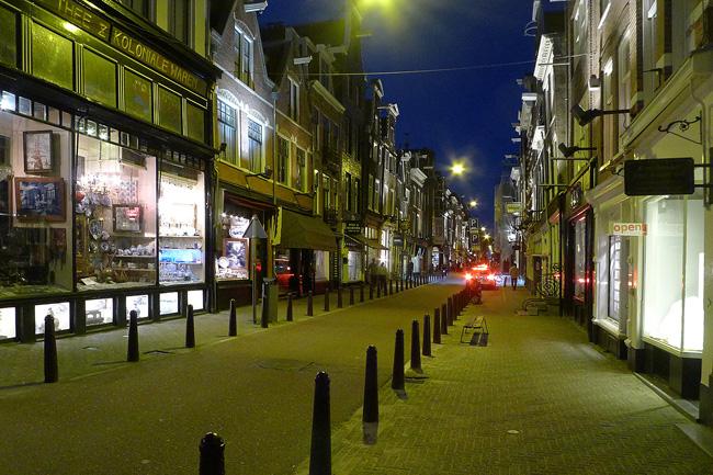 Spiegelkwartier area, Amsterdam