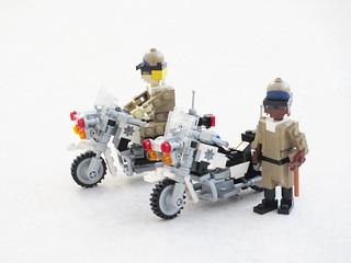 CHiPs Kawasaki Police 1000