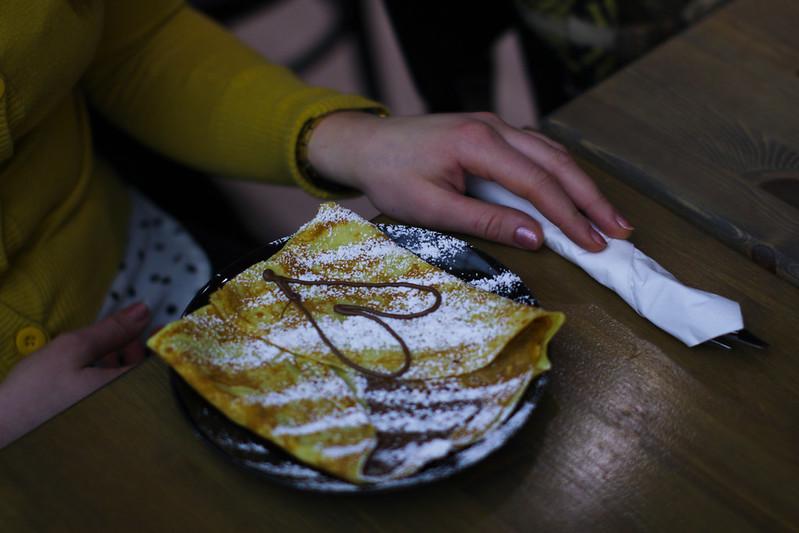 Invild og pannekaker