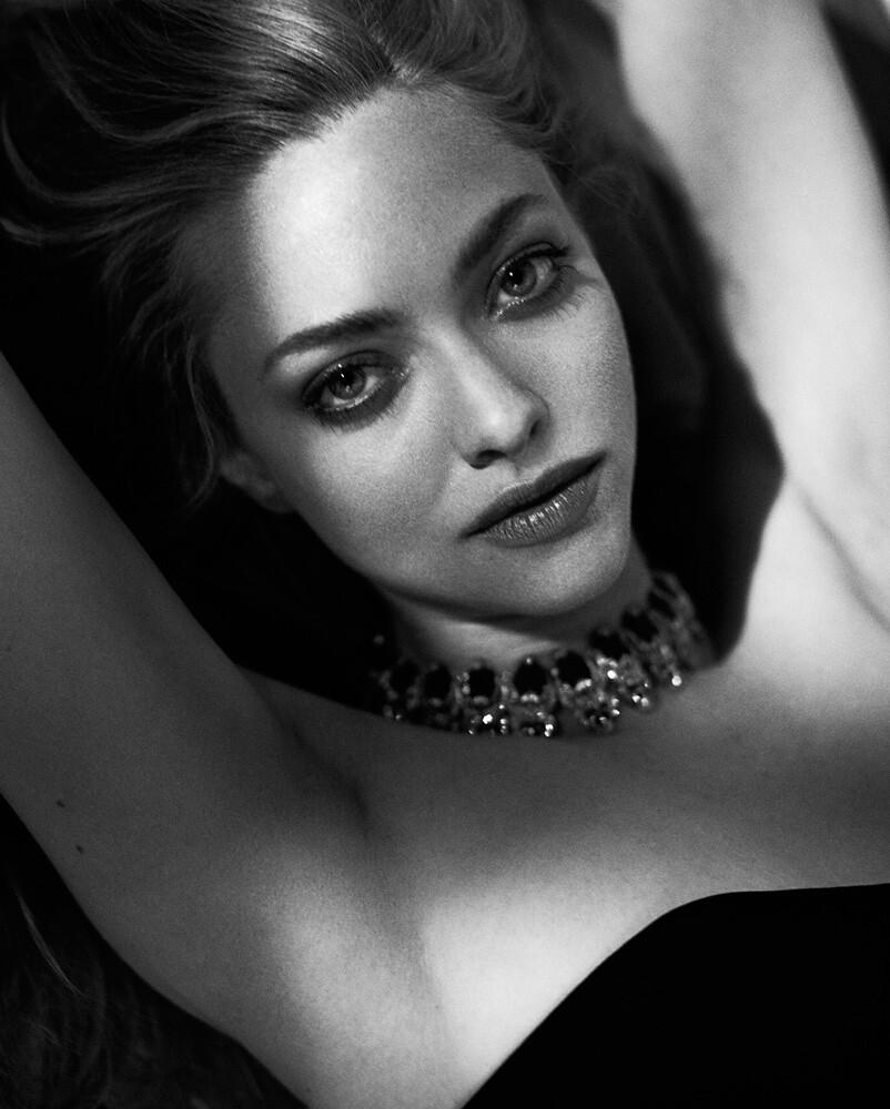 Аманда Сейфрид — Фотосессия для «Glamour» ES 2015 – 9