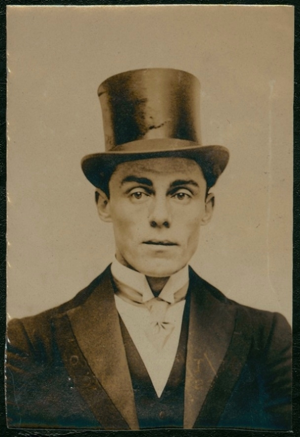 James George Chase, munitions worker, arrested for obtaining money by false pretences